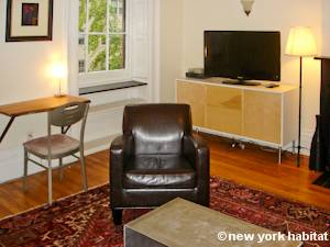 New York 1 Bedroom apartment - living room (NY-15085) photo 4 of 7