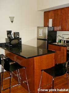 New York 1 Bedroom apartment - kitchen (NY-15085) photo 2 of 4