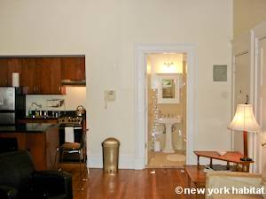 New York 1 Bedroom apartment - living room (NY-15085) photo 7 of 7