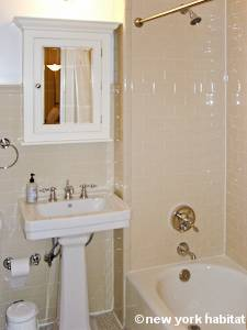 New York 1 Bedroom apartment - bathroom (NY-15085) photo 1 of 3