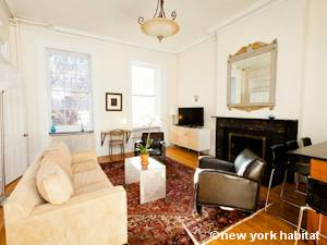 New York 1 Bedroom apartment - living room (NY-15085) photo 1 of 7