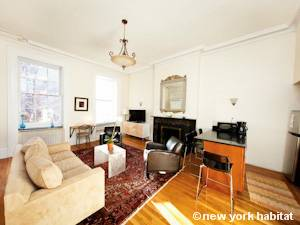 New York 1 Bedroom apartment - living room (NY-15085) photo 2 of 7