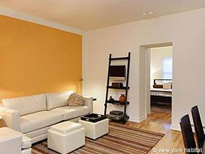 New York 3 Bedroom apartment - living room (NY-15153) photo 1 of 3