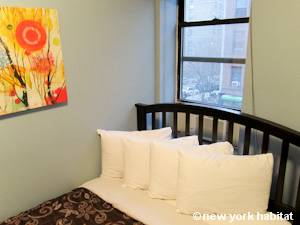New York 2 Bedroom apartment - bedroom 1 (NY-15154) photo 2 of 4