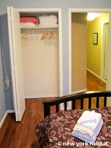 New York 2 Bedroom apartment - bedroom 1 (NY-15154) photo 4 of 4