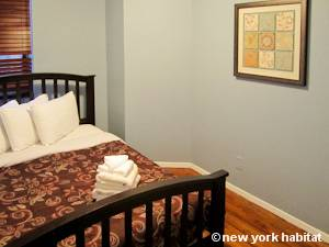 New York 2 Bedroom apartment - bedroom 1 (NY-15154) photo 3 of 4