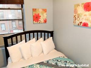New York 2 Bedroom apartment - bedroom 2 (NY-15154) photo 1 of 4