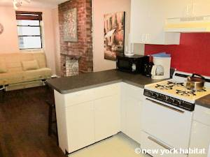 New York 2 Bedroom apartment - kitchen (NY-15154) photo 3 of 3