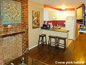 New York 2 Bedroom apartment - kitchen (NY-15154) photo 1 of 3