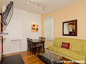 New York 4 Bedroom apartment - living room (NY-15182) photo 1 of 3