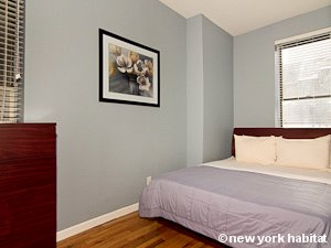 New York 4 Bedroom apartment - bedroom 1 (NY-15182) photo 2 of 3