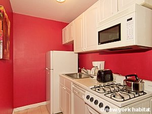 New York 4 Bedroom apartment - kitchen (NY-15182) photo 1 of 1