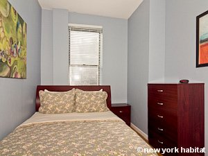 New York 4 Bedroom apartment - bedroom 2 (NY-15182) photo 2 of 3