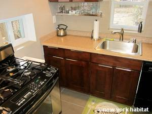 New York T2 appartement location vacances - cuisine (NY-15192) photo 2 sur 3