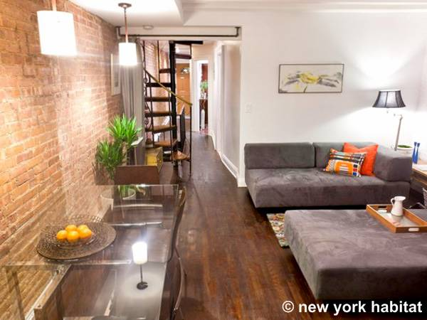 New York T2 appartement location vacances - séjour (NY-15192) photo 4 sur 4