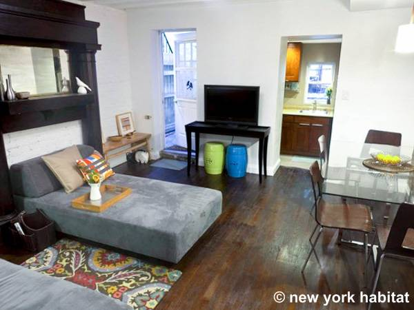 New York T2 appartement location vacances - séjour (NY-15192) photo 2 sur 4
