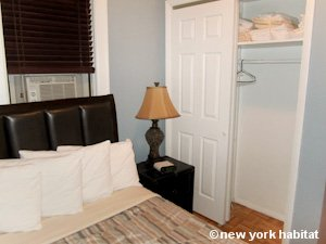 New York 2 Bedroom apartment - bedroom 2 (NY-15199) photo 2 of 3