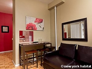 New York 2 Bedroom apartment - living room (NY-15199) photo 2 of 3