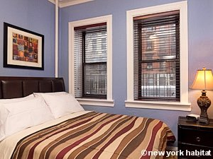 New York 2 Bedroom apartment - bedroom 1 (NY-15199) photo 1 of 3