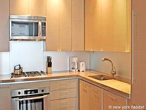 New York Studio apartment - kitchen (NY-15201) photo 2 of 2