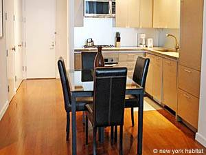 New York Studio apartment - kitchen (NY-15201) photo 1 of 2
