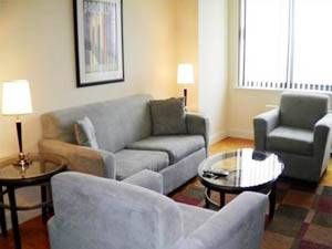 New York Studio apartment - living room (NY-15207) photo 1 of 4