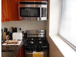 New York Studio T1 logement location appartement - cuisine (NY-15219) photo 1 sur 2