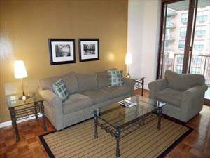 New York 1 Bedroom apartment - living room (NY-15234) photo 1 of 1