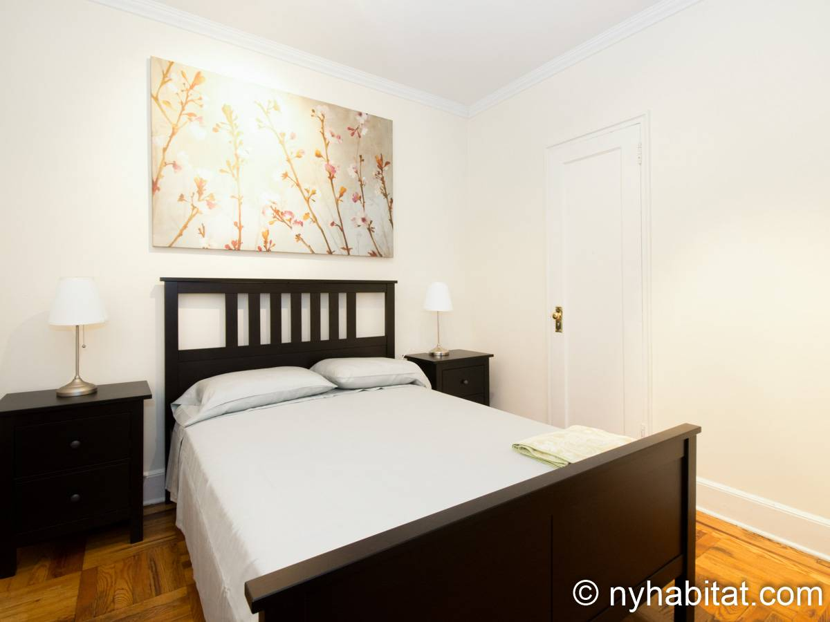 New York 1 Bedroom apartment - bedroom (NY-15255) photo 1 of 6