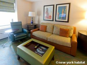 New York T2 appartement location vacances - séjour (NY-15271) photo 2 sur 4