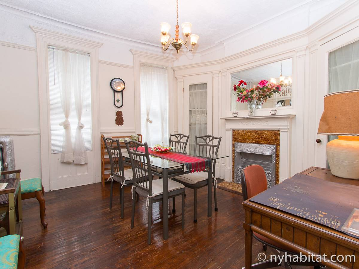 New York - 4 Bedroom apartment - Apartment reference NY-15274