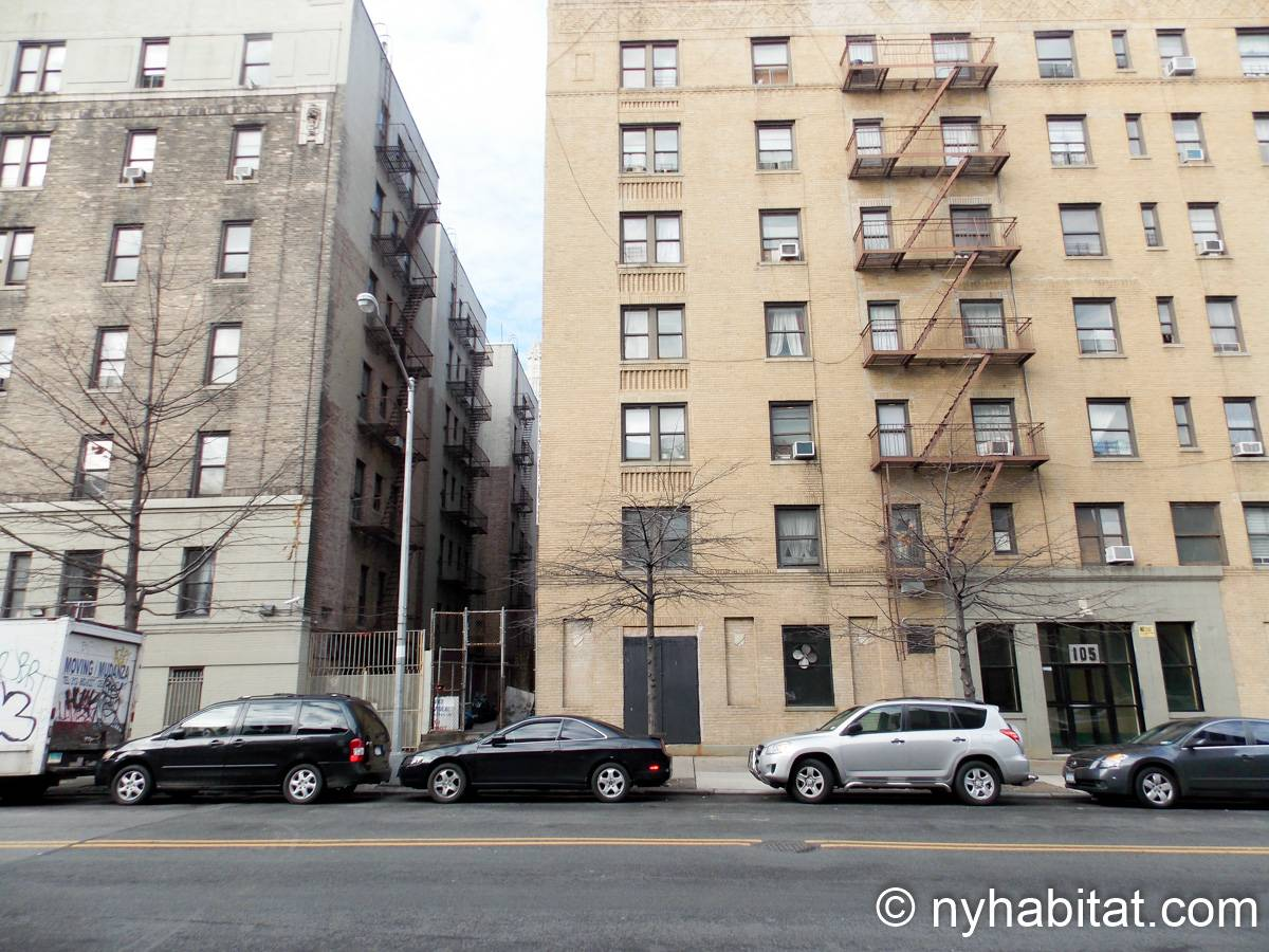 Piso para compartir en nueva york 6 dormitorios harlem ny 15277 - Pisos en new york ...