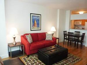 New York 1 Bedroom apartment - living room (NY-15297) photo 1 of 3
