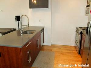 New York 2 Bedroom - Duplex accommodation bed breakfast - kitchen (NY-15299) photo 2 of 3