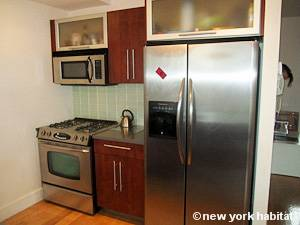 New York 2 Bedroom - Duplex accommodation bed breakfast - kitchen (NY-15299) photo 1 of 3