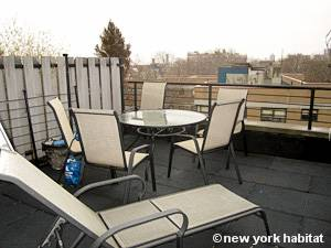 New York 2 Bedroom - Duplex accommodation bed breakfast - bedroom 2 (NY-15299) photo 6 of 8