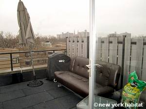 New York 2 Bedroom - Duplex accommodation bed breakfast - bedroom 2 (NY-15299) photo 7 of 8