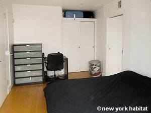 New York 2 Bedroom - Duplex accommodation bed breakfast - bedroom 2 (NY-15299) photo 3 of 8