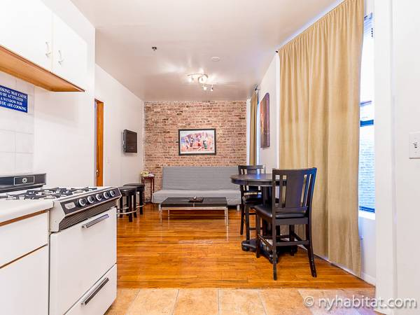 New York T2 logement location appartement - cuisine (NY-15307) photo 4 sur 4