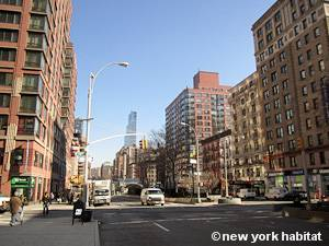 Stanza in affitto a new york monolocale upper west for Affitto monolocale new york