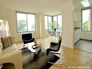 New York T4 logement location appartement - séjour (NY-15331) photo 1 sur 2