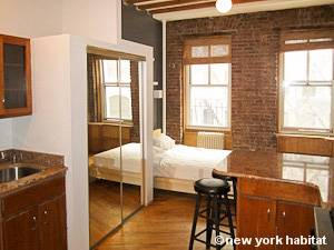 Studio Apartment In New York new york apartment: studio apartment rental in noho, greenwich