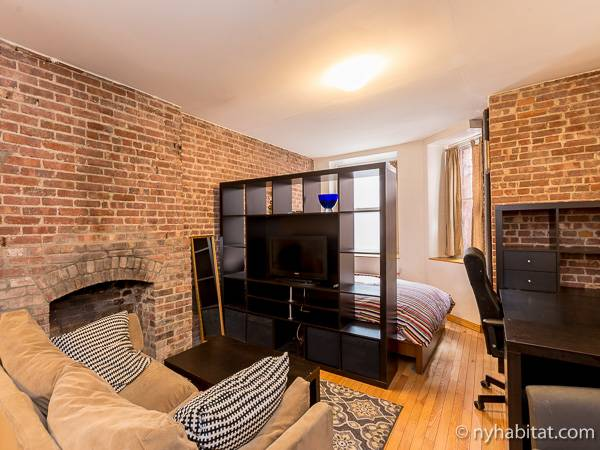 Appartamento a New York - Monolocale - Hamilton Heights, Uptown ...