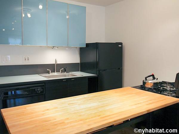 New York 1 Bedroom accommodation - kitchen (NY-15347) photo 1 of 1