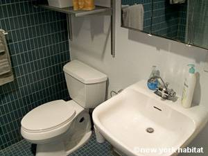 New York T3 appartement colocation - salle de bain (NY-15397) photo 1 sur 4