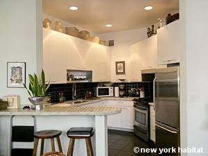New York T3 appartement colocation - cuisine (NY-15397) photo 1 sur 4