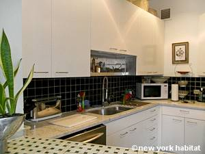 New York T3 appartement colocation - cuisine (NY-15397) photo 3 sur 4