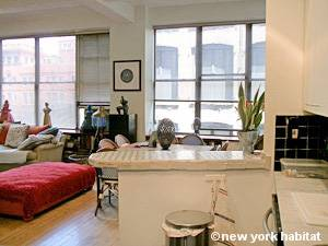 New York T3 appartement colocation - cuisine (NY-15397) photo 4 sur 4