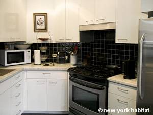 New York T3 appartement colocation - cuisine (NY-15397) photo 2 sur 4