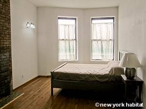 New York 2 Bedroom apartment - bedroom 1 (NY-15405) photo 1 of 5